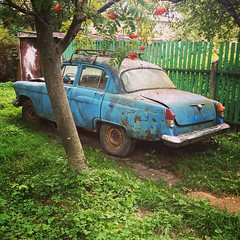 ... (xenox108) Tags: oldtimer oldcar gaz21 volga21 uploaded:by=flickstagram instagram:photo=816577628164570262211364590