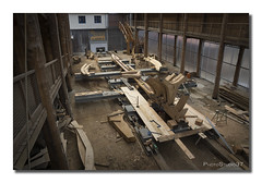 Popako marengak (PhotoStudio37) Tags: san juan museo construccin nao vasco koldo ribera siglo xvi pasaia artesano carpintera rplica ballenero factora galen albaola
