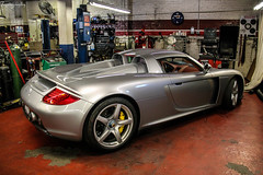2005 Porsche Carrera GT (Rivitography) Tags: 2005 newyork car canon silver rebel connecticut greenwich fast exotic adobe german porsche t3 gt expensive rare supercar carrera horsepower lightroom paulwalker 2014 rivitography