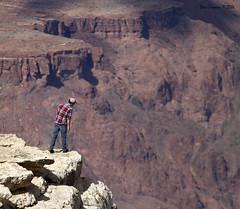 """""""Here's ur sign"""" (SteveProsser) Tags: arizona grandcanyon heresursign"""