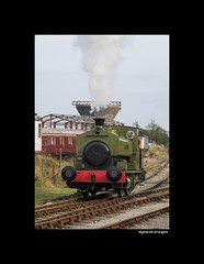 Rosyth by Chi (martin289) Tags: heritage southwales wales industrial weekend event gala locomotives kettles andrewbarclay pontypoolandblaenavonrailway martin289 griffinimages rheilforddpontypwlablaenafon