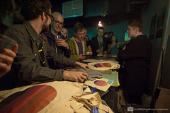 Tycho at The Art School, Glasgow - October 4, 2014 (photosbymcm) Tags: show lighting uk school light music art scott table photography scotland concert tour glasgow live gig band posters indie prints electronica merch trippy electronic visual hansen multimedia tycho artschool projections scotthansen photosbymcm matthewmcandrew