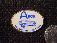 Arch Coal Hat Pin (Coalminer5) Tags: mining coal miner stripmine coalminer hatpin coalmining lapelpin haultruck surfacemine safetyaward miningartifacts archmineral archcoal stripminer coalmemorabilia surfaceminer coalcollectibles miningmemorabilia miningcollectible coalcollectible archmine