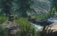 72850_2014-07-06_00024 (thoorum) Tags: skyrim tes tesv dragons theelderscrolls heroicfantasy magic creatures fights