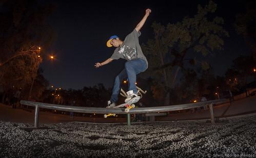 Roberto Troncoso - Fs Smith Grind