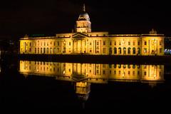 Customs House Dublin (arthurbray) Tags: nightphotography dublin outdoor