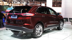 Ford Edge (trasera)