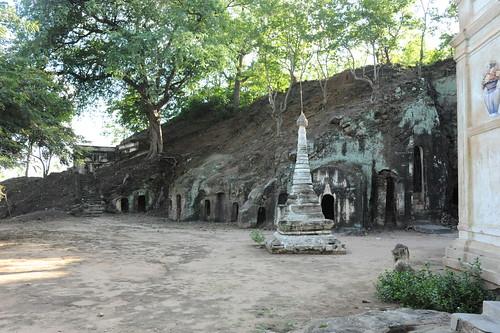 Po Win Daung Cave   Minyamar