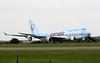 F-HLOV Boeing 747-422, Air Salvage International, Cotswold Airport, Kemble (Kev Slade Too) Tags: corsair boeing747 kemble fhlov egbp cotswoldairport airsalvageinternational
