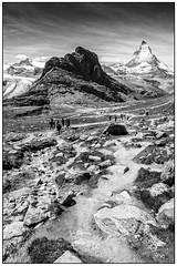 in the mountains.jpg (_StreetShooter_) Tags: switzerland zermatt matterhorn