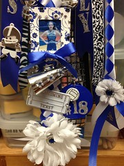 Girls Garter 2014 (cynthsmthrmn) Tags: garter mums mum homecoming garters