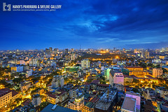 vl_03619 (Hanoi's Panorama & Skyline Gallery) Tags: city sky panorama lake building skyline architecture skyscraper canon asian hotel asia downtown capital skylines vietnam hanoi asean appartment hoankiem melia vitnam hni hgm skyscrapercity hhonkim honkim caoc