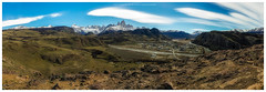 Panoramica El Chaltén (Valter Patrial) Tags: patagonia mountains argentina roy landscapes andes fitz santacruzprovince elchaltén montefitzroy 2470mmf28zassm slta99v