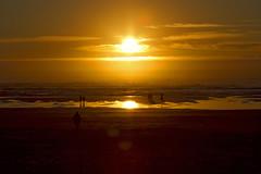 Manzanita sunset (DCWright-Whidbey) Tags: sunset beach oregoncoast beachsunset manzanita