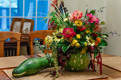 Goose_Gourd_Bouquet_LDH6_791 (loyce1023) Tags: travel flowers vacation usa art fall tourism nature floral us tour artistic blossom sightseeing ct roadtrip gourd bolton bloom bouquet arrangement touring autumm posy blooming floret goosegourd swindsor