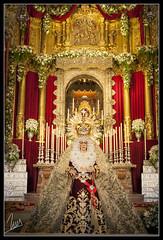 Esperanza (Luis de Pablo LdPC) Tags: espaa easter sevilla spain nikon seville andalucia holly week cultura esperanza semanasanta macarena tradicion d40 nikonista