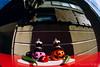 いつものポスト / The Usual Post (Takeshi Nishio) Tags: uv nikonf100 ポジ ei100 フィルム 16mmfisheye fujiprovia100frdpiii いつものポスト filmno801