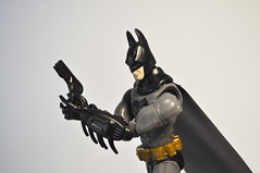 Bat Grapple (skipthefrogman) Tags: fun toy action figure batman kit bandai spru sprukits