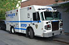 NYPD Bomb Squad (Emergency_Vehicles) Tags: nypd squad bomb