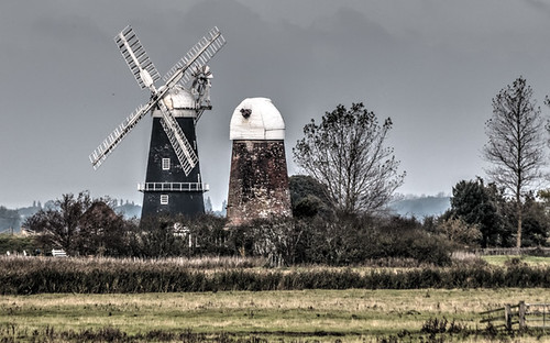 Berney Arms and Red Mill