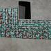 Natura morta; 2001. Acrilico su muro, cm 200x400.<br /> Maglione, Via Borgo D'Ale.
