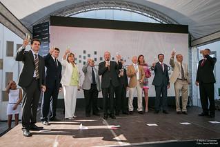 Inauguración de Marina Lanzarote