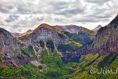 Telluride Box Canyon (Jim Johnston (OKC)) Tags: colorado telluride boxcanyon bridalveilfalls 4wheeling sanjuanmountains ingramfalls blackbearroad imogenepassroad