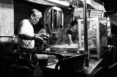 Penang (Luminor) Tags: leica people food white black heritage site asia south east malaysia penang xv foodie vario 1510 localscenes apsc streetphotogrpahy leicaimages streetoggs