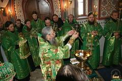 8. Освящение часовни преподобных Арсения и Германа Святогорских