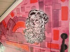NICE INK (Assi-one) Tags: tattoo stencil mural arte graff tinta pintura agujas pochoir schablonen callejero assione