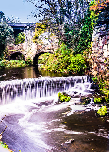 Torrs Hydro at New Mills