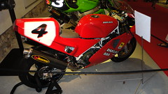 DSC00669 (kateembaya) Tags: museum honda racing ktm slovenia engines technical cube bmw motorcycle yamaha ducati edwards byrne kawasaki exhaust haga aprilia yanagawa bistra vrhnika rs3 akrapovič