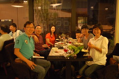 Junior high class reunion (Ahua) Tags: friends classmate