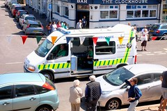St John Ambulance Service..... (tiger289 (The d'Arcy dog supporters club)) Tags: park flowers trees sea party plants cars beach dogs buses festival rock architecture kids fun outdoors heraldry waves dancing westsussex fairground events families band parties fair parade clocktower mums vehicle greenbelt dads familyfun functions fayre boules plaques streetparty rnli eastpreston clockhouse villagelife villagegreen breakwaters carshows fireservice stjohnambulance popgroup sealane pompomgirls musicrock wsfs villagefestival bandrock searoad wheeledvehicle villageparty firetenders lifeboatservice wheeledtransport penangvillagerestaurant rollmusicpop musicsongssingerperformersguitarsdrumsbass guitarorgankeyboardsamplifierspa systemstagerostrumparty