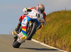 Dan Kneen. TT 2015 (rutolander) Tags: nikon bikes motorcycle tt isleofman manx iom motorcycleracing roadracing ttraces d300s realroadracing pureroadracing 15dankneenhonda2015