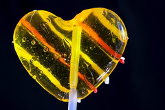 Lollipop (ertolima) Tags: heart macromondays sucker lollipop valentines love