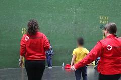 Intervención Equipo de Cruz Roja en el incendio de una vivienda en Sestao (Cruz Roja Bizkaia) Tags: cruzroja erie sestao incendio sute albergue emergencias bizkaia vizcaya