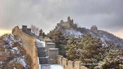 Magnificent Great Wall (Pic_Joy) Tags: 亚洲 中国 河北 金山岭长城 asia china hebei jinshanling greatwall snow 雪 雪景