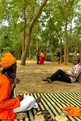 তোমার মনে বসত করে কয়জনা... (byabhi) Tags: santiniketan bolpur