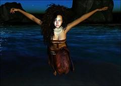 Elo (Penny and her Ninetales) Tags: maitreya lelutka iconic minimal gabriel amara powerpack pinkfuel astralia re