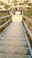 Steps to the beach (madmax557) Tags: wood woodensteps uk lowestoft kessingland outside thegreatoutdoors outdoors outwalking outsidephotos outandabout greatbritain eastanglia eastcoast england suffolkcoast suffolk steps stepstothebeach