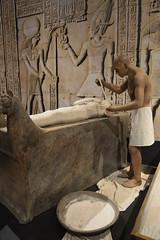 Tutankamón 026 (on_toi?) Tags: rey faraón egipto sarcófago momias momificacón museo tumba tutankamón