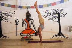 Mazunte town yoga-3