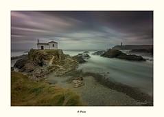 O Porto... (Canconio59) Tags: largasexposiciones meiras nubes clouds mar sea cielo sky galicia españa spain ermita costa coast nd