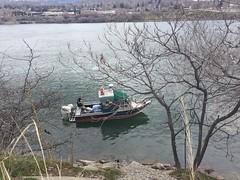 Boat patroling, March 18, 2017 (EcologyWA) Tags: columbiariver wenatcheespill spill response water ecology washington wenatchee columbia river