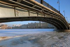 Moscow - Лужко́в мост (Третьяко́вский мост) (Dmitriy Sakharov) Tags: moscow москва russia russian europe architecture city лужко́в мост третьяко́вский