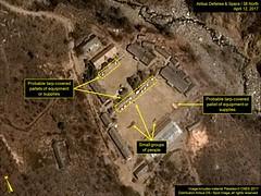 Fig2_Punggye Upd 17 0412 (Prachatai) Tags: เกาหลีเหนือ พุงเกรี แท่นทดสอบ นิวเคลียร์