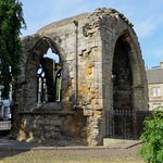 Ruines de Blackfriars chapel (XVe), South Street, Saint Andrews, Fife, Ecosse, Royaume-Uni. thumbnail