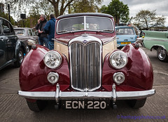 IMG_7440_Chatham - Festival of Steam and Transport 2017_0085 (GRAHAM CHRIMES) Tags: chathamfestivalofsteamandtransport2017 chatham 2017 chathamhistoricdockyard steam transport traction tractionenginerally heritage historic history dockyard photography photos preservation wwwheritagephotoscouk medway museum vintage vehicle vehicles vintagevehiclerally vintagecar navaldockyard historical riley car ecn220