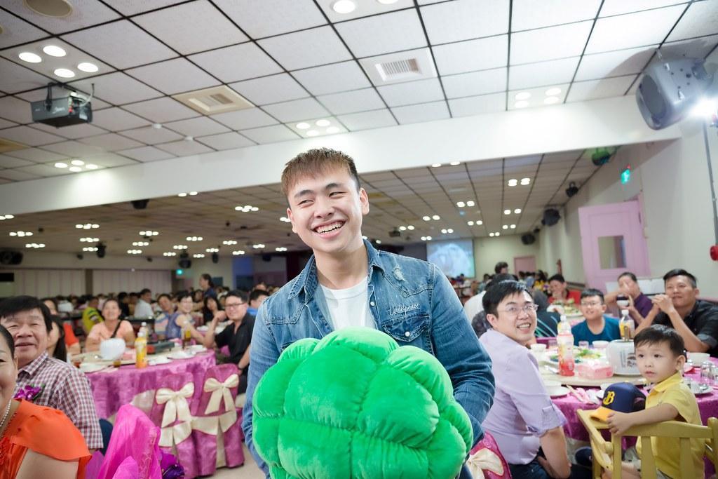 137明園餐廳北斗店婚攝